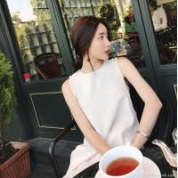 European station 2018 new summer fashion temperament ins super fire fairy skirt girl heart Hepburn dress female