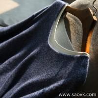 の[W565161] Really young, no need to be young & rdquo篙 quality cashmere linen sweater