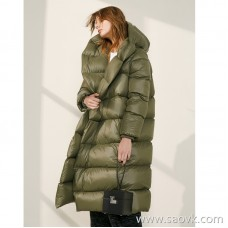 Limit special] Heart melts cotton candy feels witch hat white goose down padded down jacket (3 colors