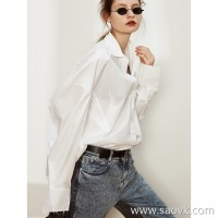 Limit special] very cheap! ECHO retains 2 colors recommended! Oversized style shirt 3 colors