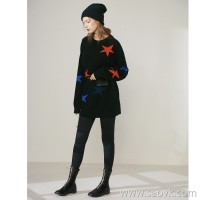 Limited special) fist cashmere handmade hanging craft pure cashmere dress 2 colors