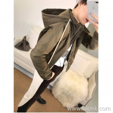 Limited special] Wang Ye produced! JIN mouth compression without cutting line down ladies casual short down jacket 3 colors