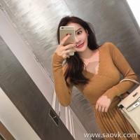 Sandro Moscoloni Knit Long Sleeve Dress Women's Long Fall/Winter New Slim Thin Skirt