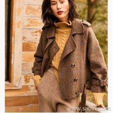 Wind home effortless lazy warm yak velvet down fashion harem pants KZ0424
